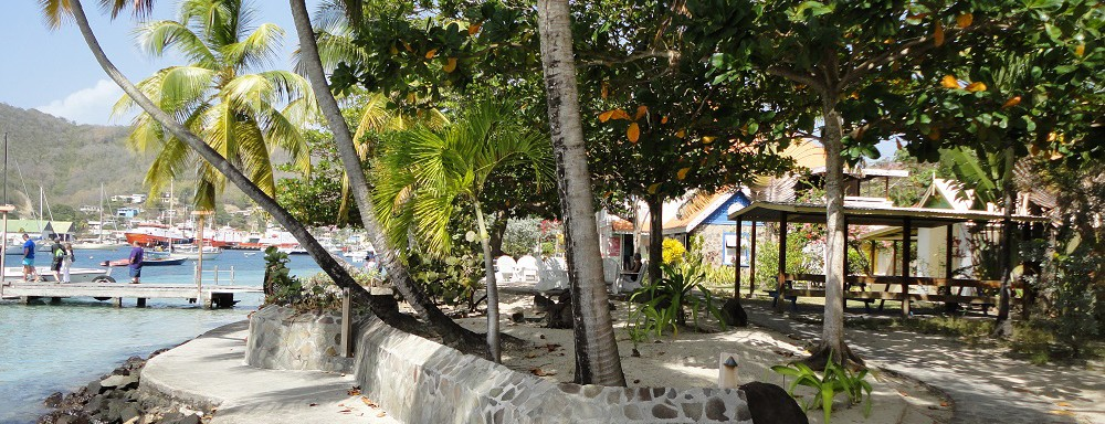 Find Beach Front Property on the Island of Bequia